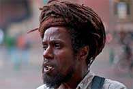 RASTAFARI DREADLOCK